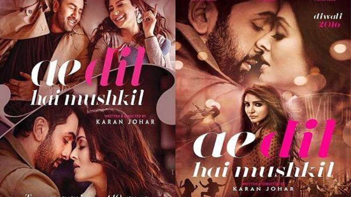 BJP protests release of Ae Dil Hai Mushkil in Patna