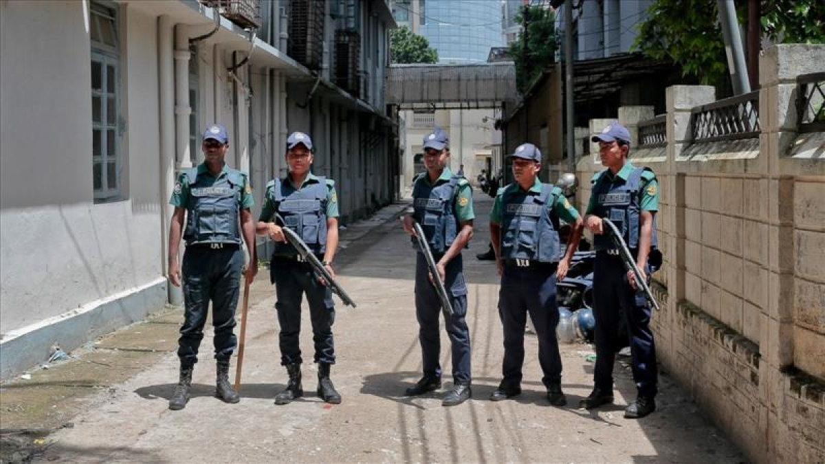 Four leaders of Bangladesh terror attack have fled to India: Police