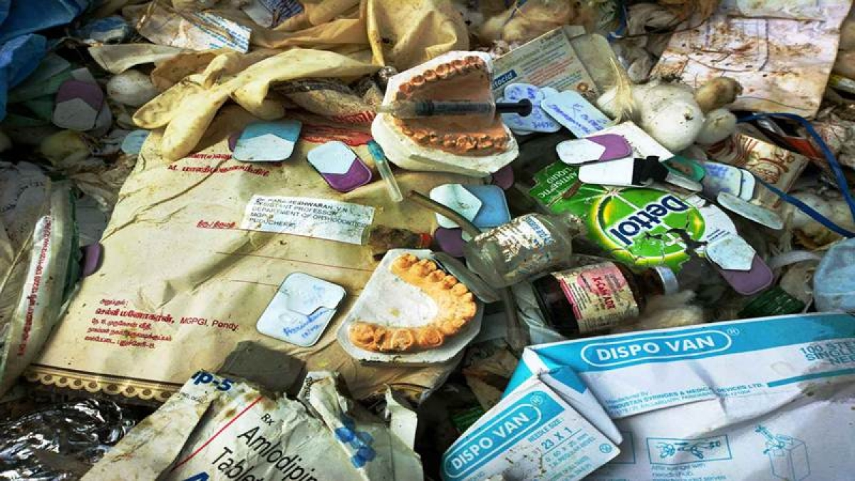 Mumbai: Biomedical waste poses health risk