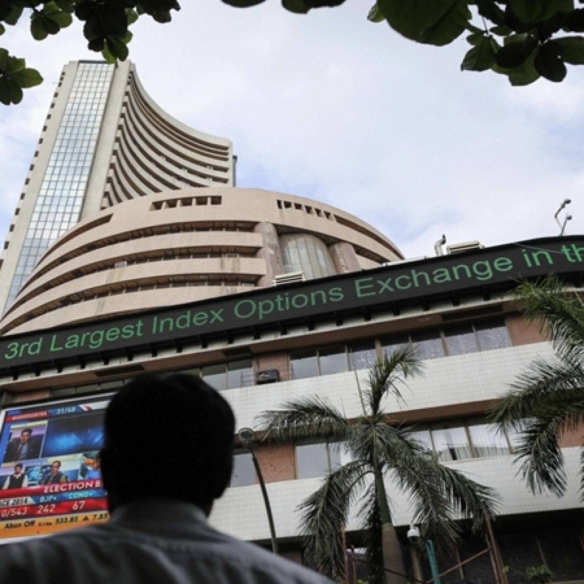 Market Update: Sensex climbs 1,300 points as global markets improve amid coronavirus outbreak
