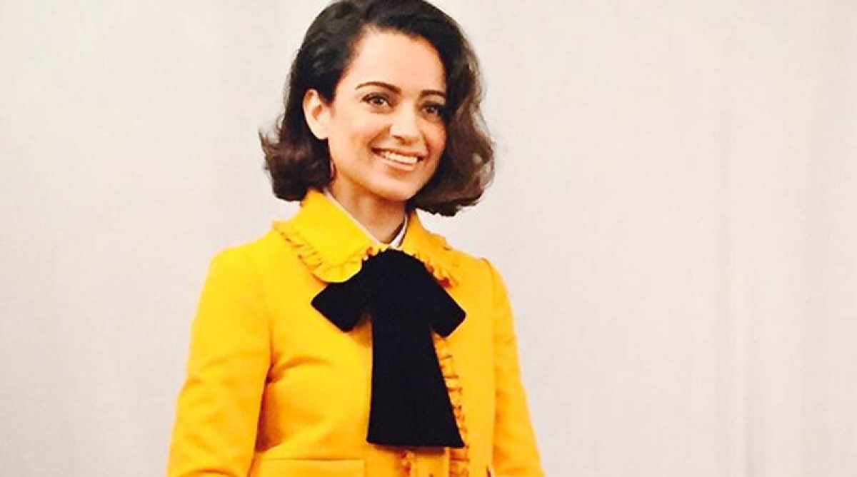 Kangna Ranaut revealed some secrets on chat show