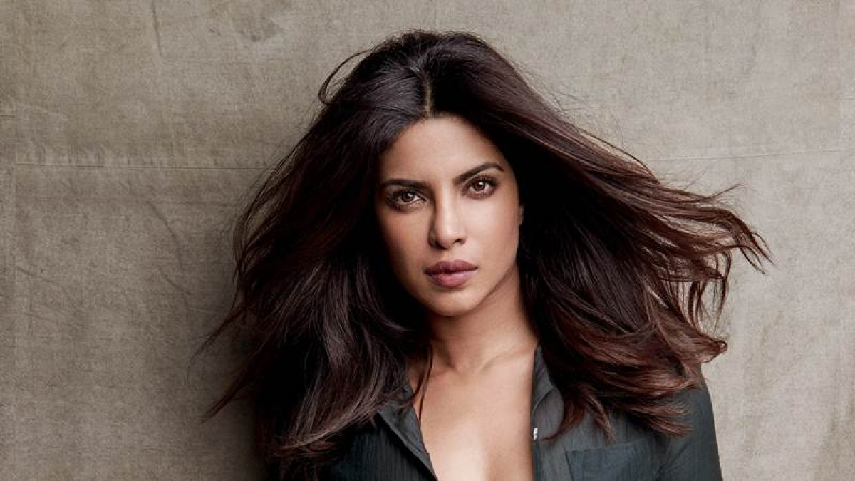 Priyanka Chopra revealed that she never watched her work on TV