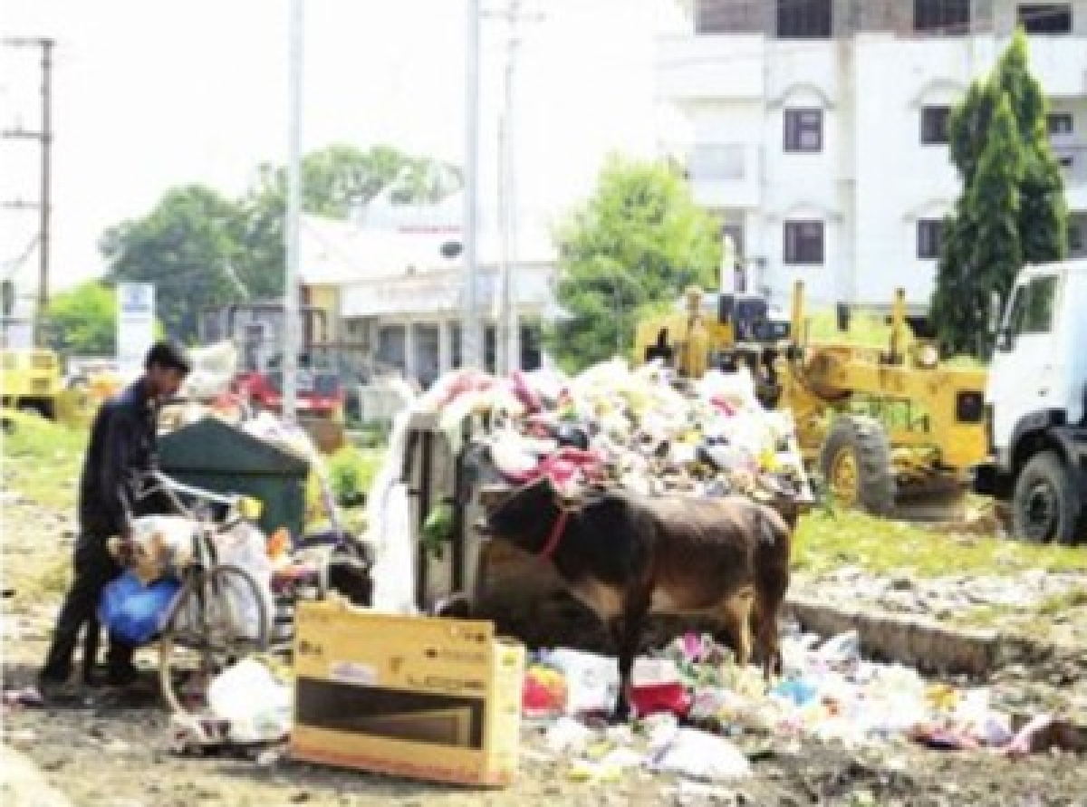 'Illegal colonies' pay tax but don't get civic facilities