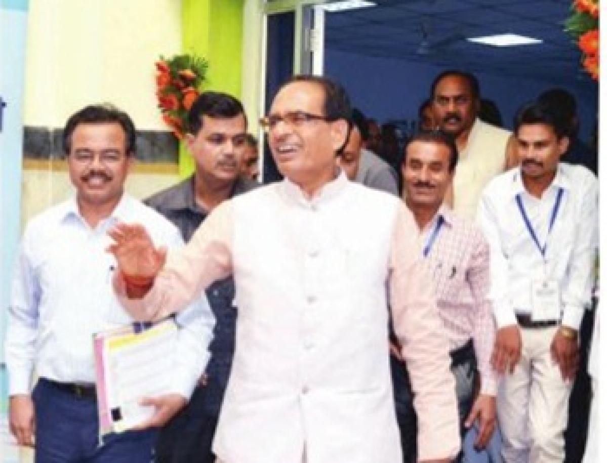Shape up or ship out, CM Shivraj Singh Chouhan tells commissioners, collectors