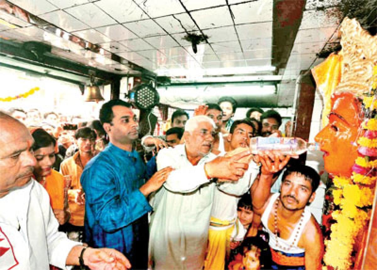 Shobha Khanna honoured during IRC convention in Ujjain