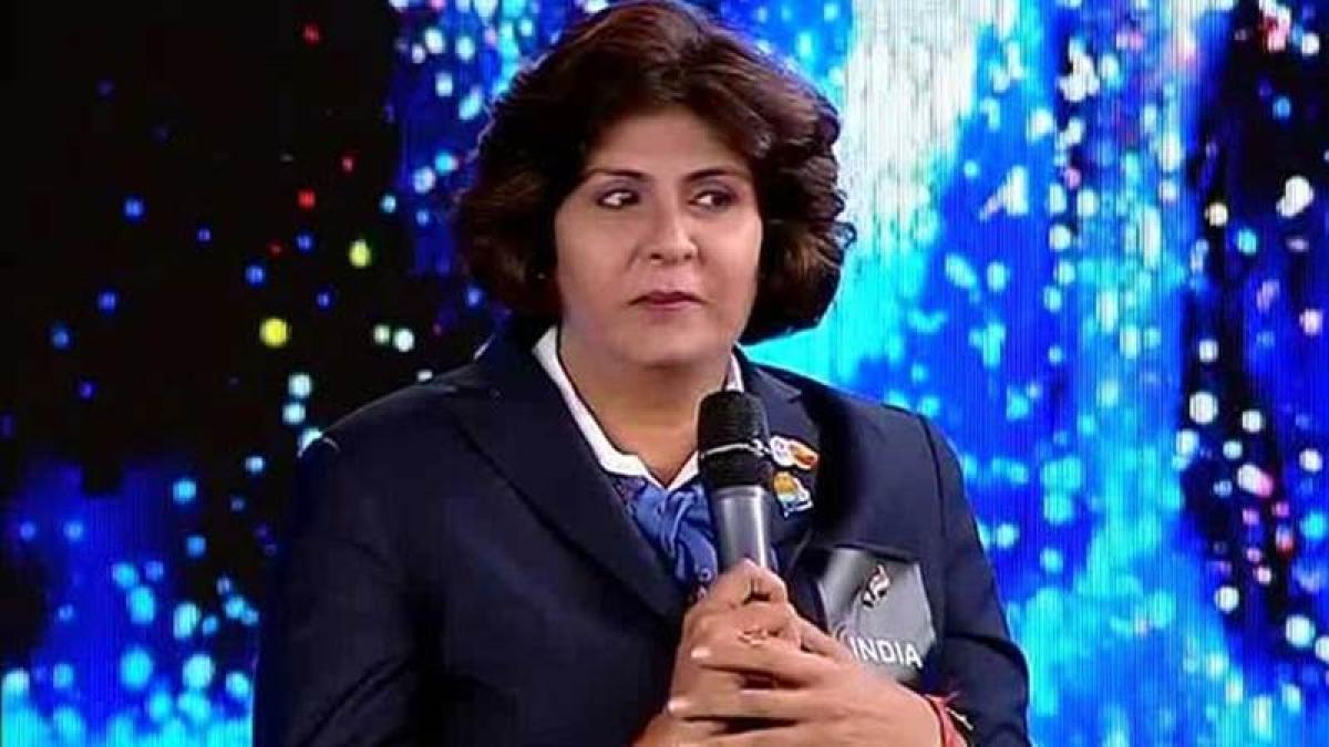 Deepa Malik joins Bajrang Punia for Khel Ratna award