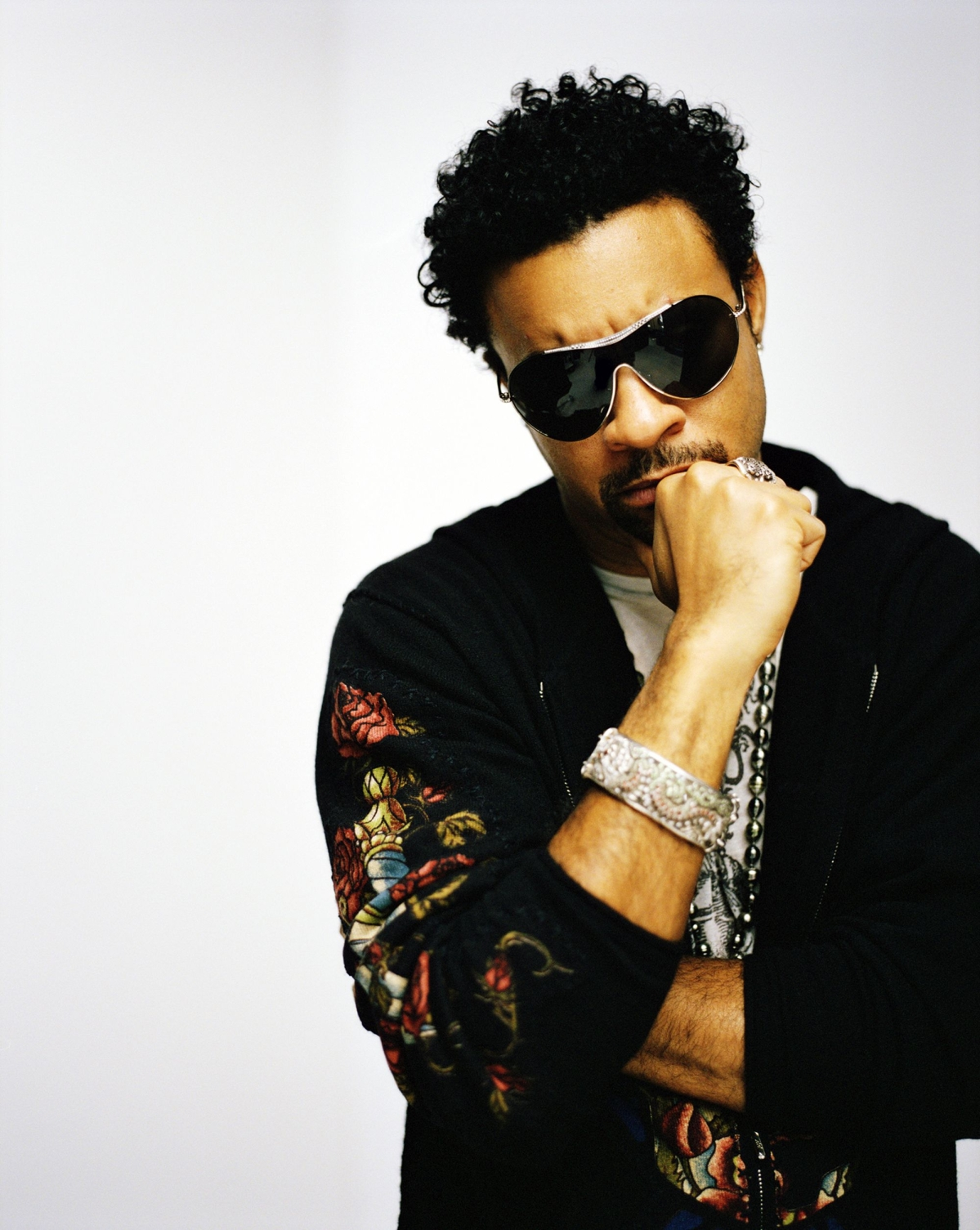 Shaggy performing live in concert
