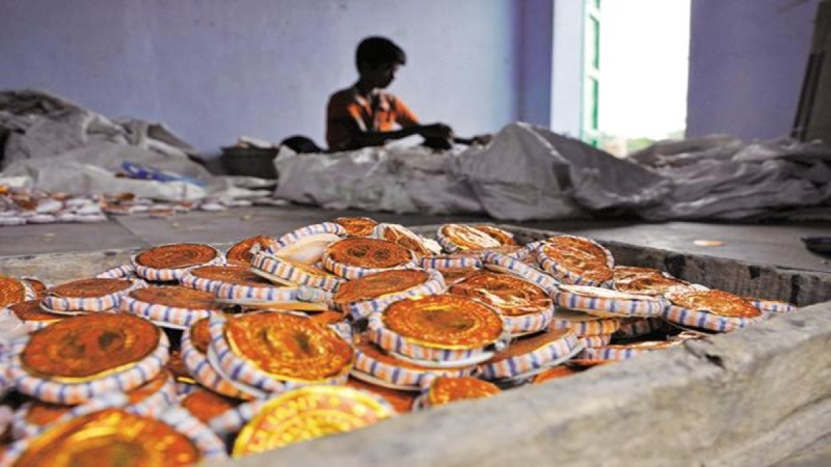 Madhya Pradesh: Govt bans foreign-made firecrackers, appeals to people to buy local products