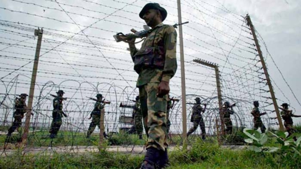 Firing at BSF post in Punjab; intrusion repulsed