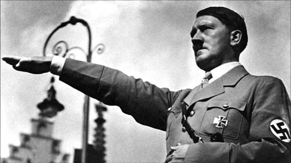 Hitler was drug addict; veins collapsed due to injections: book