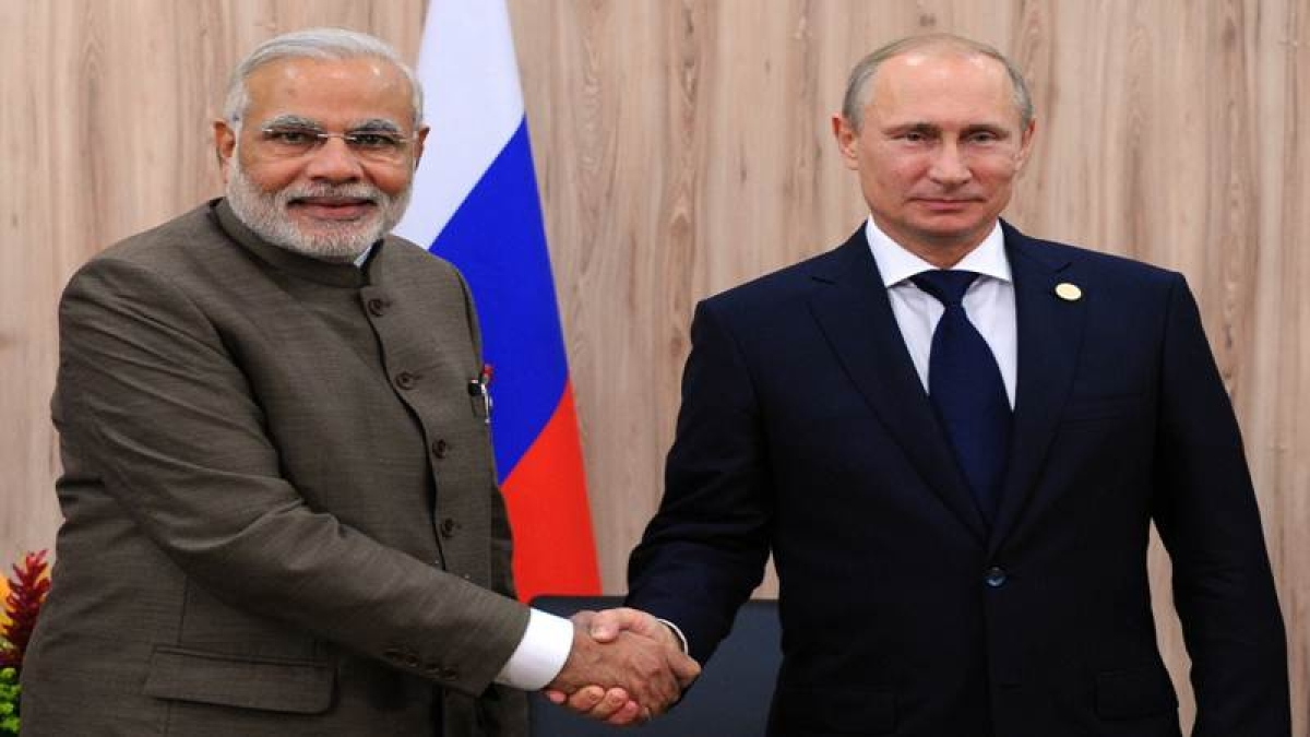 Russia, India to ink deal on S-400 missile systems
