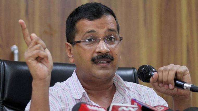 Delhi deadlock over, Kejri quits Raj Niwas