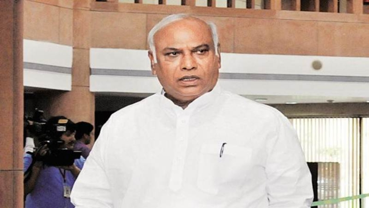 Mallikarjun Kharge protests over new CBI chief's lack of anti-corruption experience