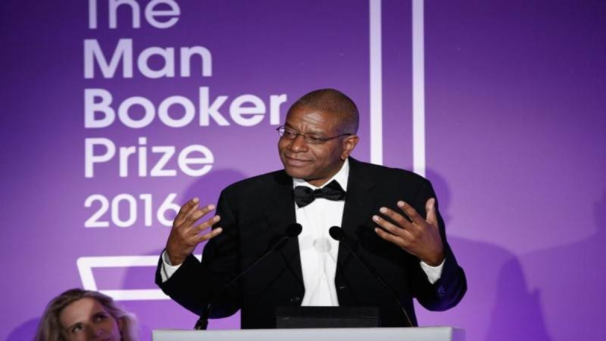 Paul Beatty becomes first American to win Booker Prize