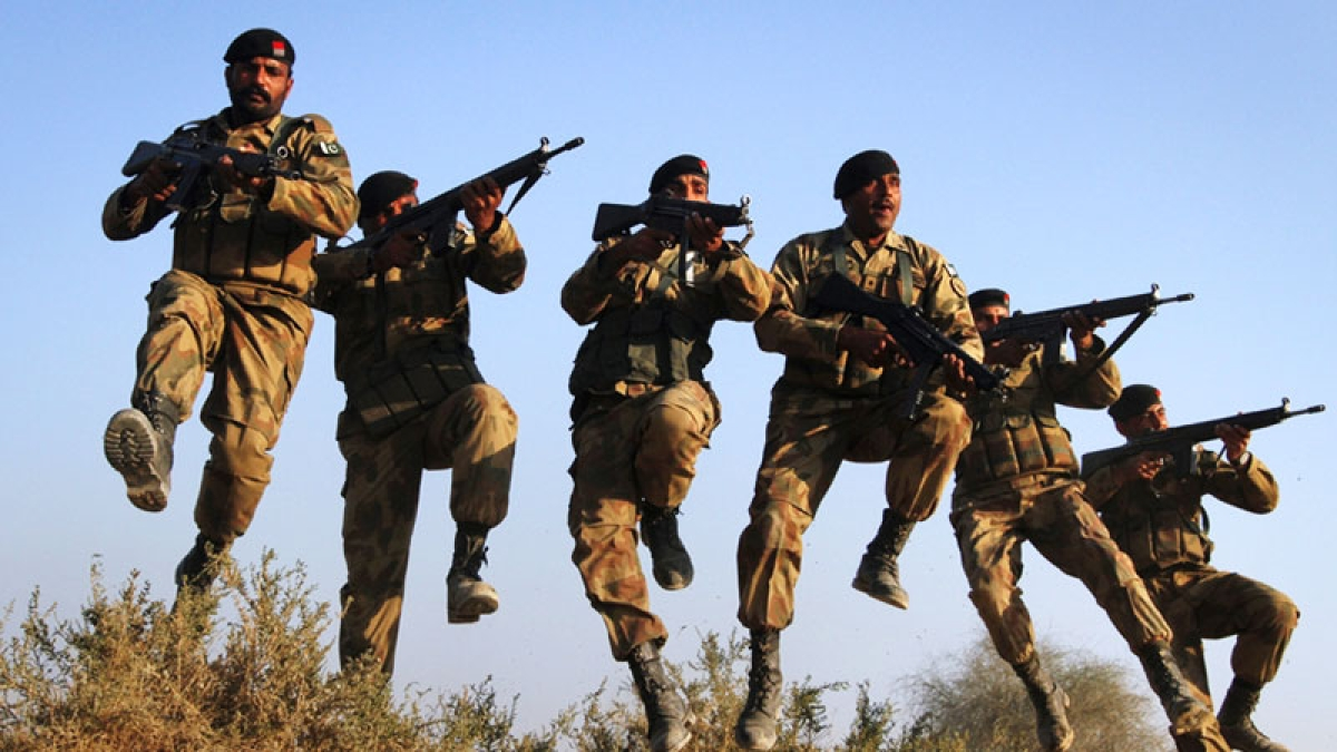 16 countries to participate in Pakistan military exercises