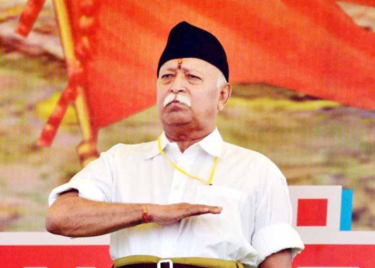 RSS working towards reawakening country's sense of pride: Bhagwat