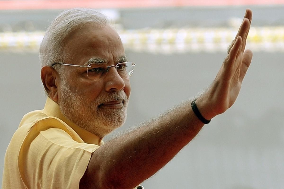 PM Narendra Modi greets nation on Vijaya Dashmi