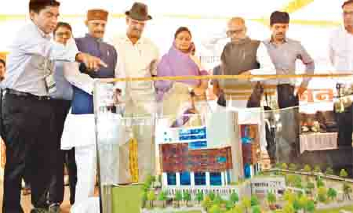 Rs 45 crore to be spent on new IT Park in Indore