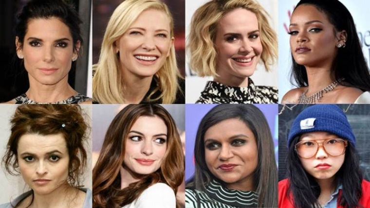 'Ocean's Eight' to release in 2018