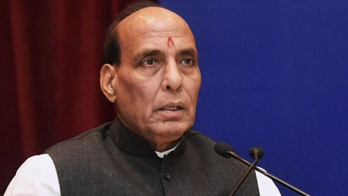 Terror emanating from Pakistan serious concern for India: Rajnath Singh