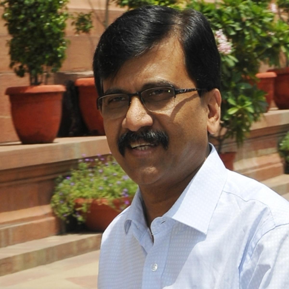 No Dushyant Chautala in Maharashtra, Sena's politics is of dharma & truth: Sanjay Raut