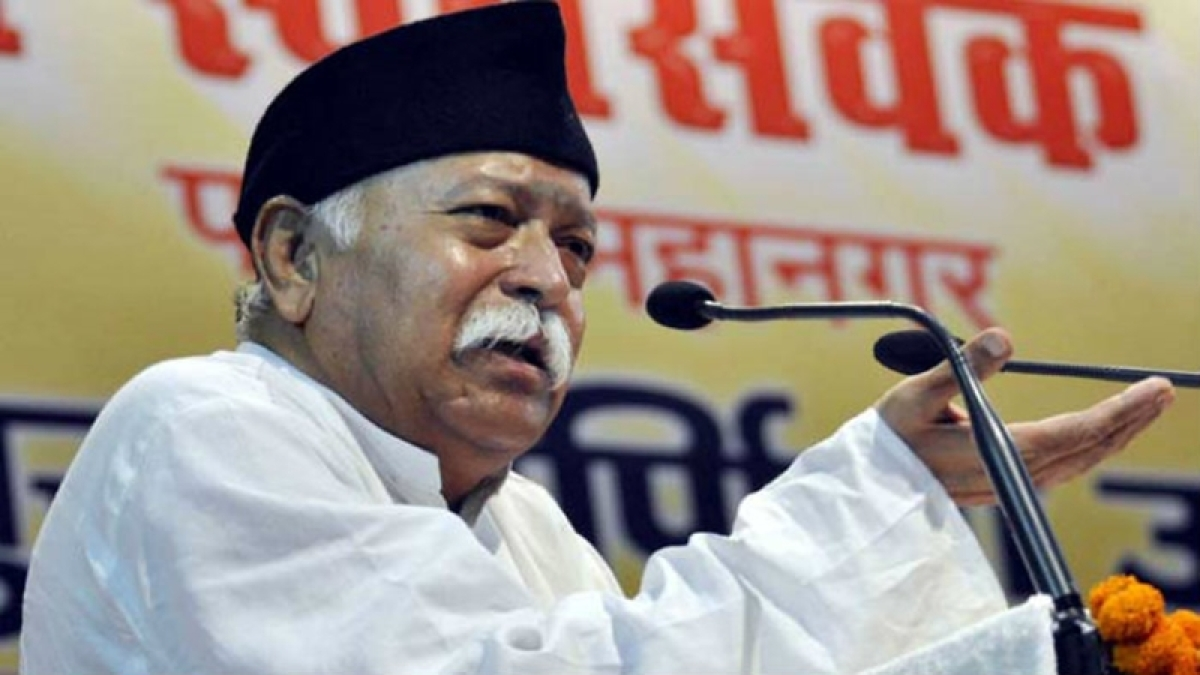 Even Gilgit-Baltistan  is ours, says Bhagwat