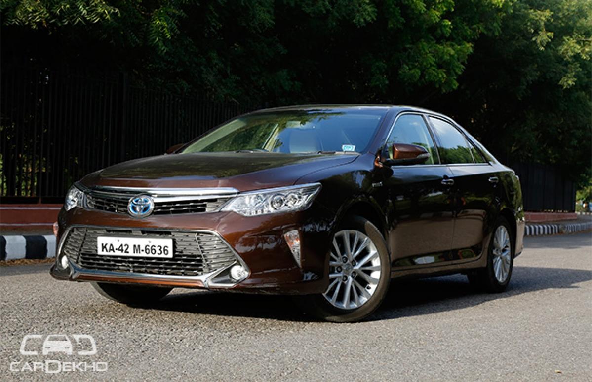 The hybrid war: Honda Accord vs Toyota Camry