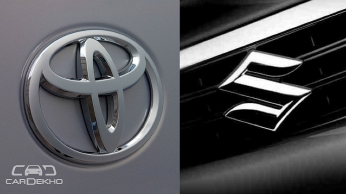 Suzuki, Toyota announced partnership