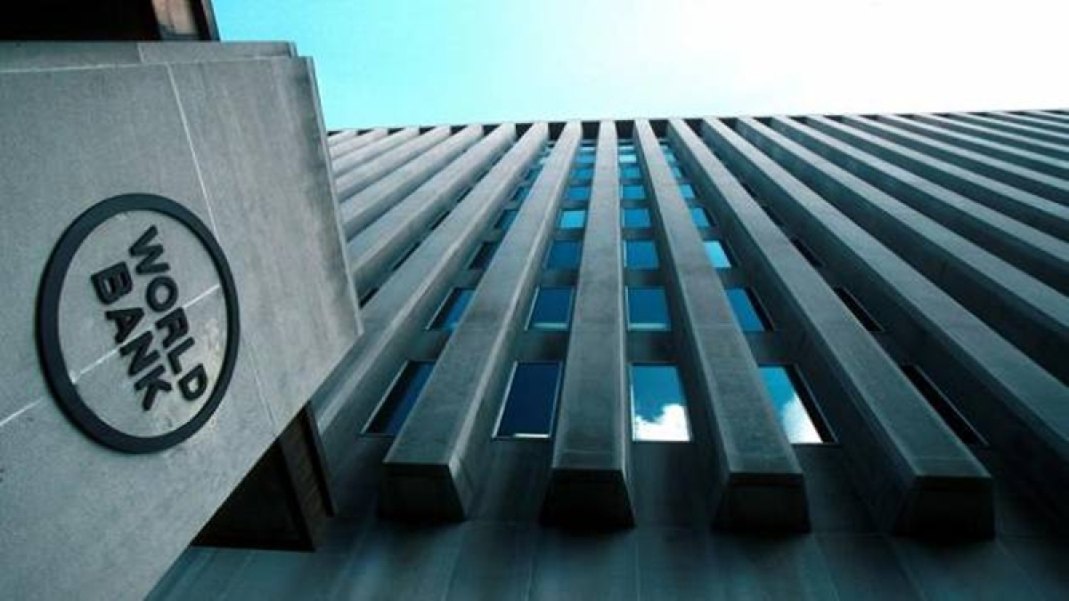World Bank estimates drop in India's growth  for FY17