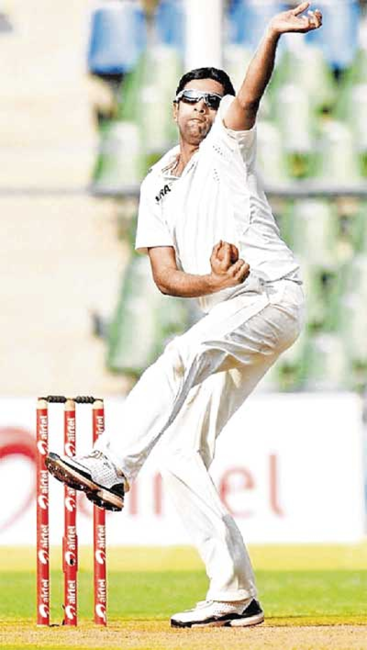 'Don't expect from Ashwin everytime'