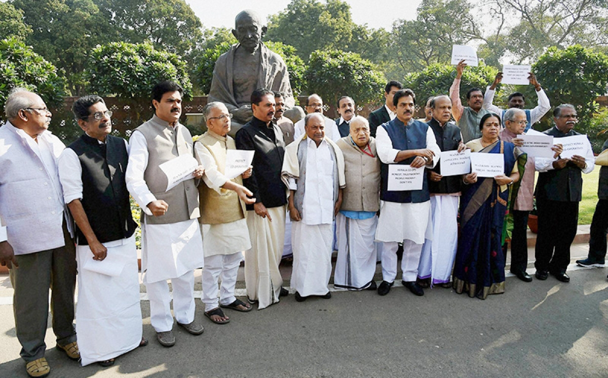 Bharat Bandh, Jan Aakrosh Divas evoke mixed response so far