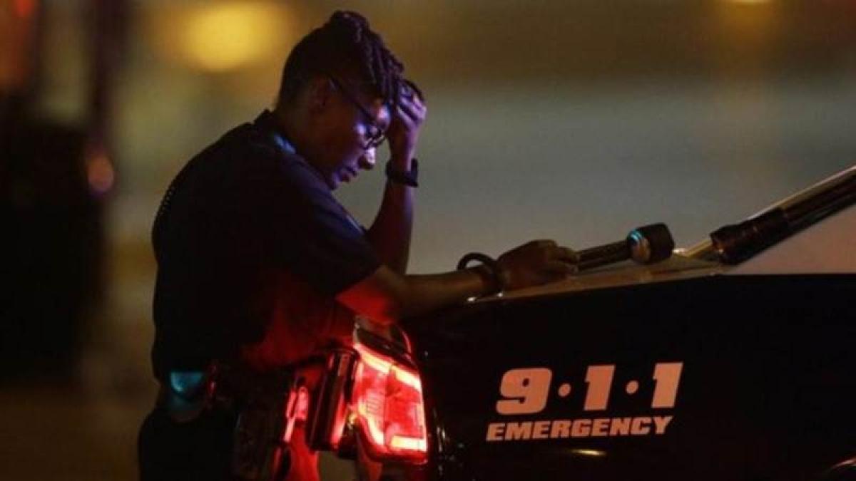 5 shot in US gunfire