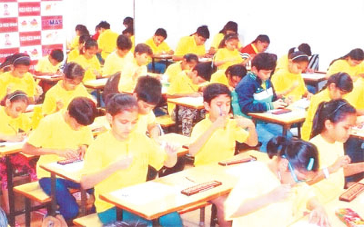 ABACUS competition held