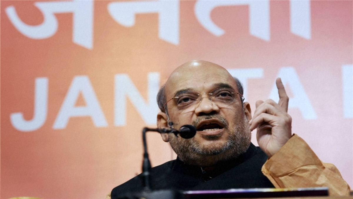 Opposition's criticism of demonetization has exposed them: Amit Shah