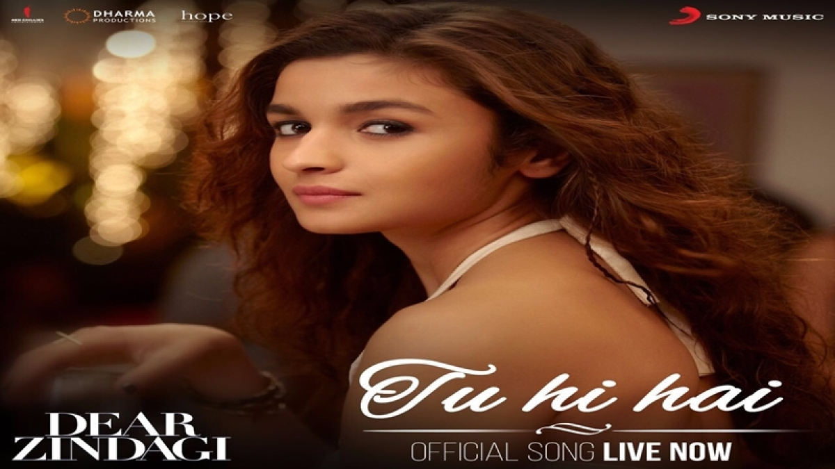 """Tu Hi Hai"" from 'Dear Zindagi' is delightful warm track, all about falling in love"