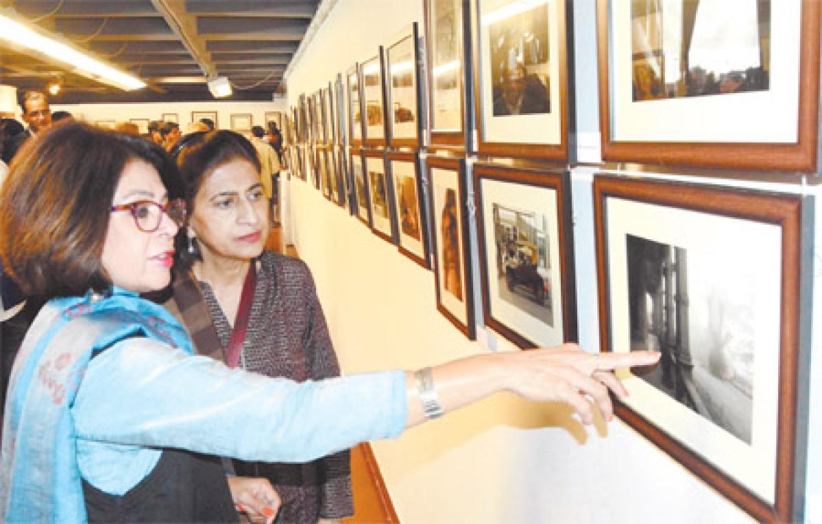 Bhopal: A former IAS officer and an artist