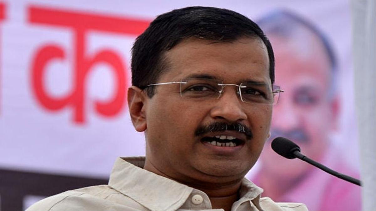 Kejriwal writes to Modi, Baijal on coal shortage in power plants