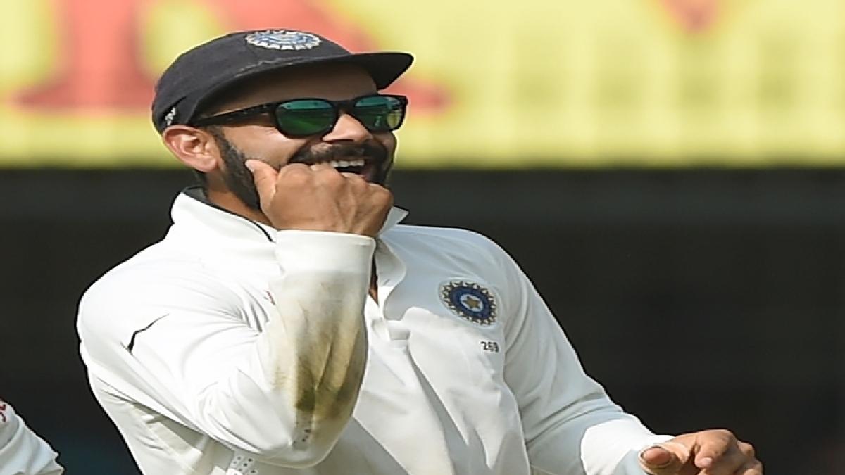 Virat Kohli happy with current DRS, calls umpire's call fair thing