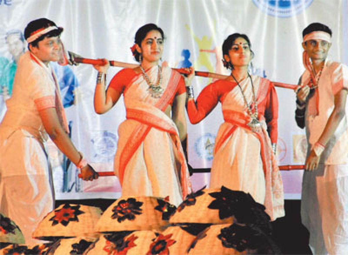 Choithram students bring laurels to school in Indore