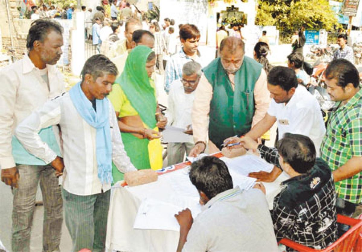 Modi has made country 'ghanchakkar' says former MLA Sunil Jaiswal