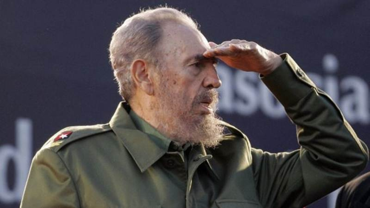 Fidel Castro forgotten by PM Modi