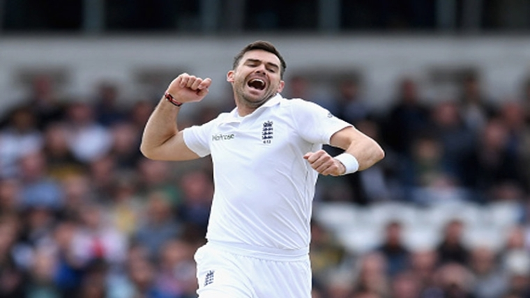 James Anderson to replace Ben Stokes as England vice-captain in Ashes