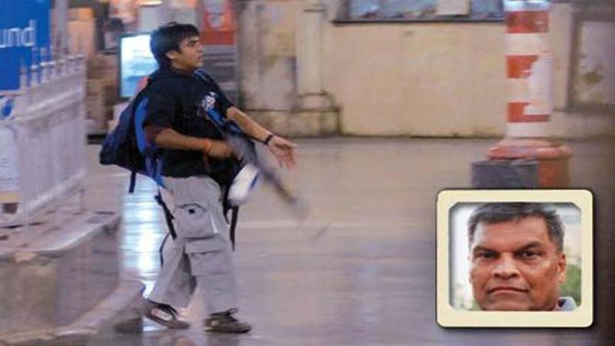 Keep your eyes and ears always open, says 26/11 hero Sebastian D'Souza