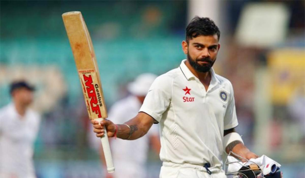India in control : Kohli, Ashwin help host team take 298-run lead OVER England