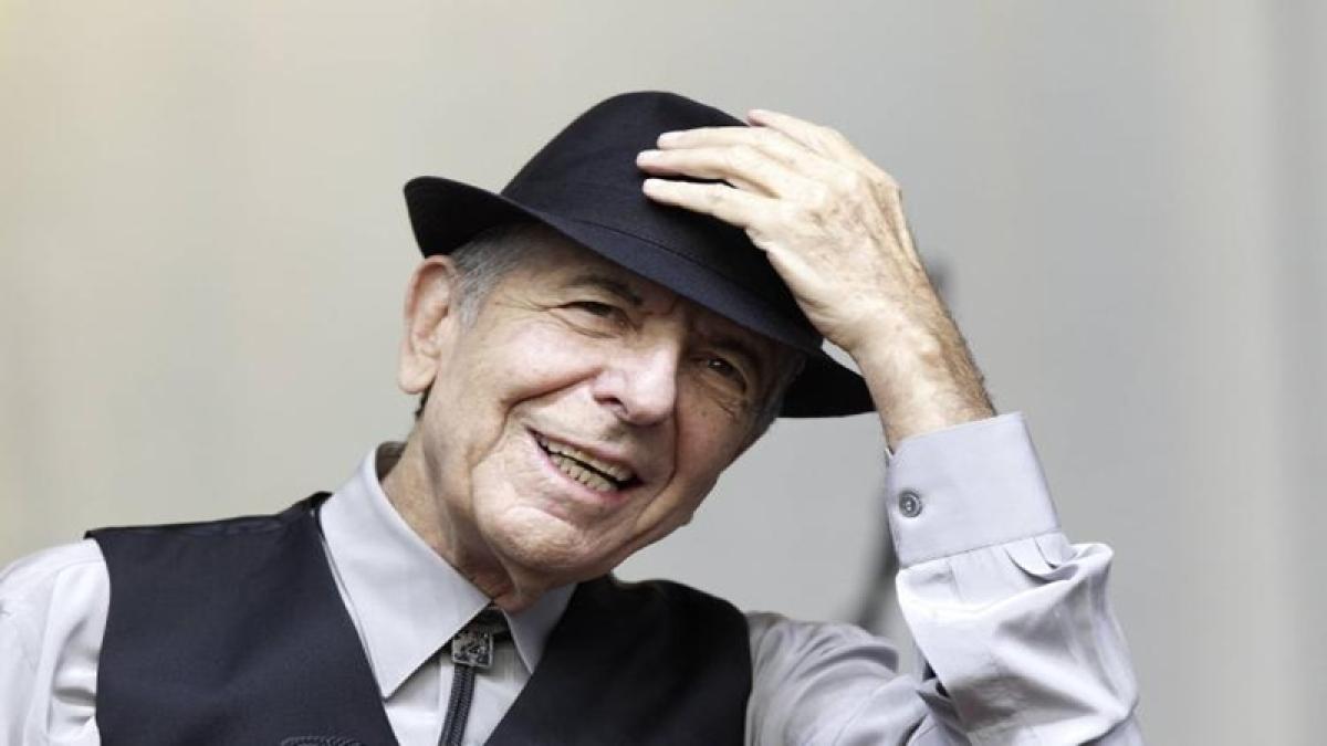 Legendary singer, song-writer Leonard Cohen dies at 82