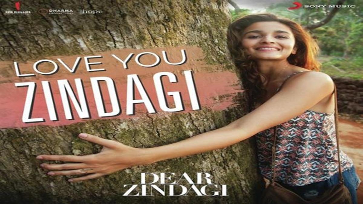 Dear Zindagi's Love you Zindagi song will make you 'love Zindagi'