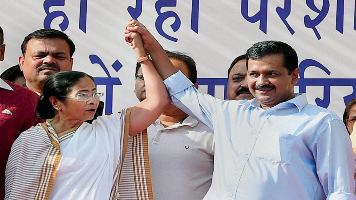 'Vote for AAP': TMC declares support to Arvind Kejriwal and AAP in Delhi elections 2020