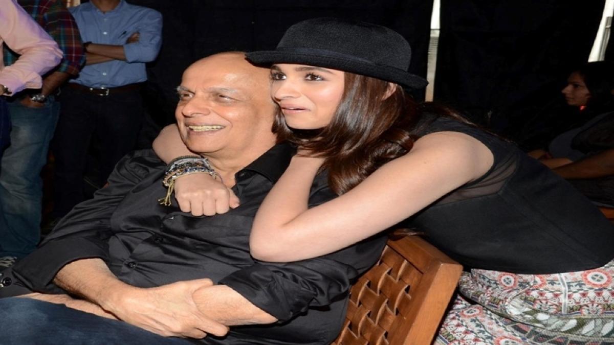 Mahesh Bhatt awestruck by daughter Alia Bhatt's work in 'Dear Zindagi'