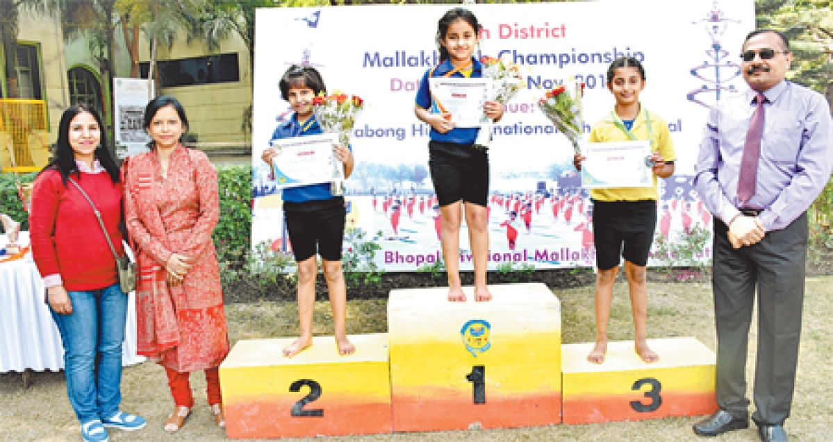 Malkhamb championship concludes in Bhopal