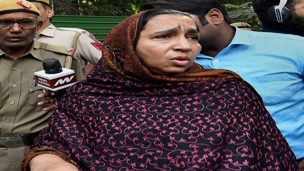 Home Minister Rajnath Singh assures appropriate action in Najeeb Ahmed